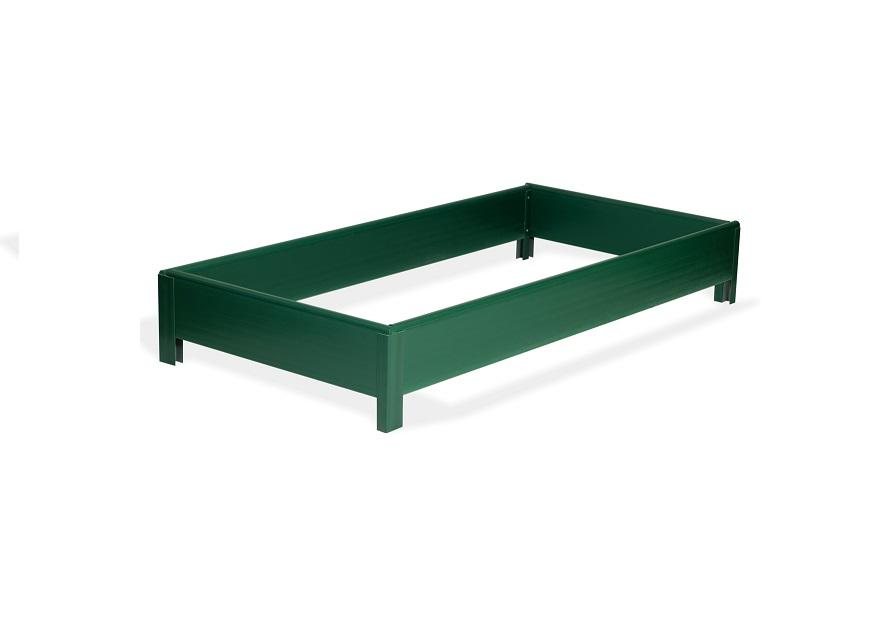 2.Грядки Пластиковые Зеленые