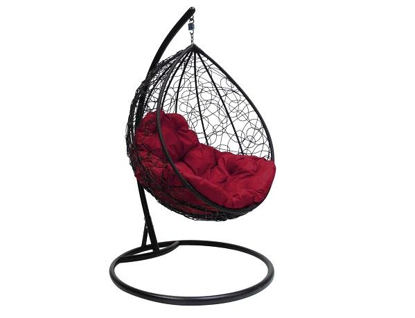 """Подвесные кресла """"Капля"""" с ротангом"""
